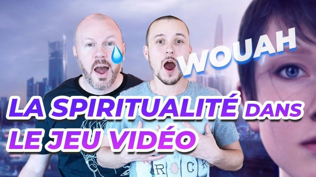 La spiritualité dans le jeu vidéo ! l'exemple Détroit Become human