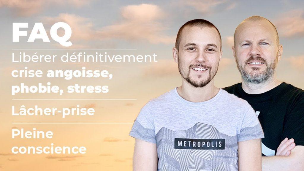 Peut-on vraiment libérer STRESS, ANGOISSE, PHOBIE ? On répond à vos questions ! (1/3)