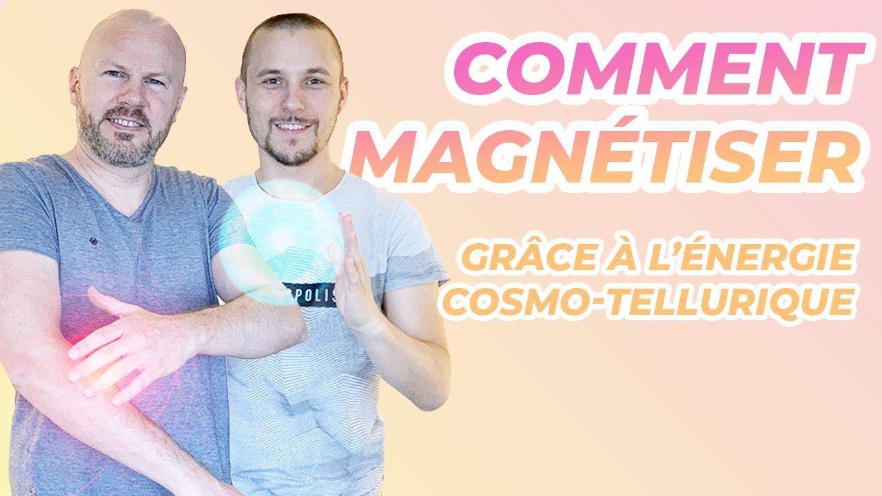 Comment se magnétiser avec l'énergie cosmo-tellurique (mémoire de l'eau Masaru Emoto) S1EP20