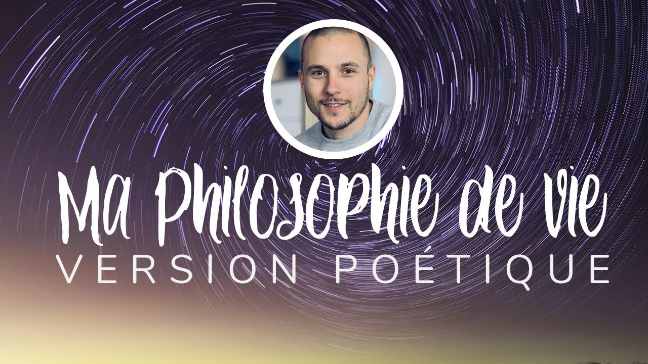 Vidéo inspirante – Une philosophie de vie pour se motiver !